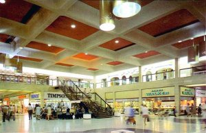 An image of the  Arndale in the 1970s