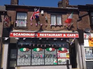 The Scandinavia Café