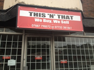 This 'N' That. They Bought. They Sold.