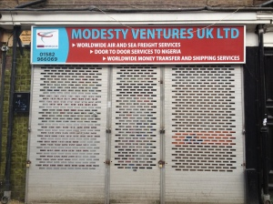 Modesty Ventures: modest to a fault.