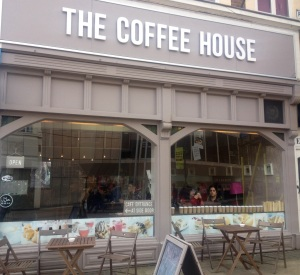 The Coffee House, at 2 Park Street.
