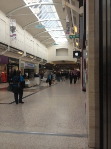 Another thrillingly illicit photo of the Arndale.