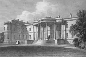 Luton Hoo in 1829.