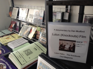 The excellent documentary about the Luton Knockouts is in stock.